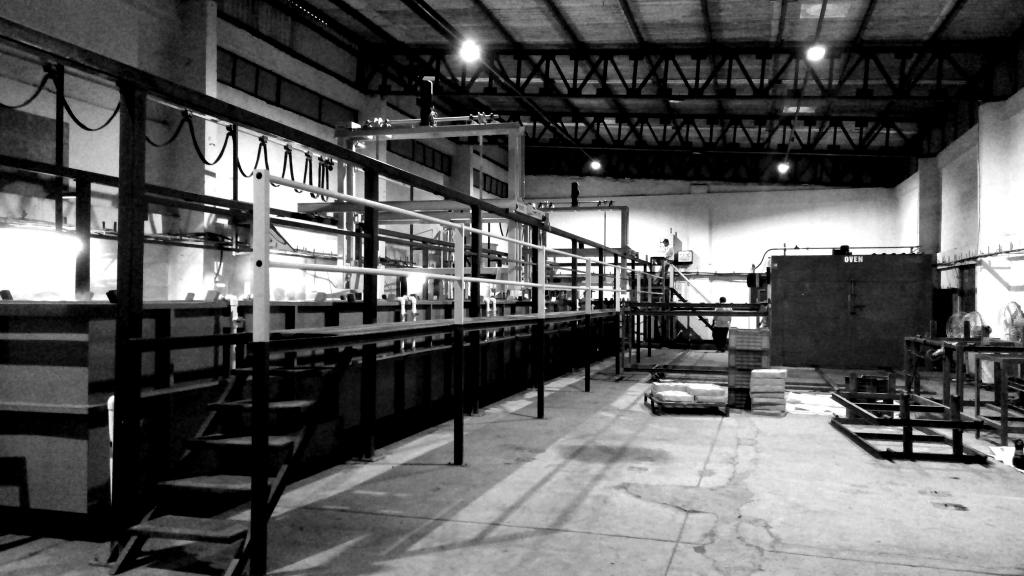 Phosphate Factory