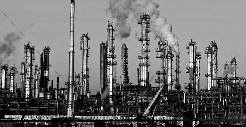 Arma Oil Factory