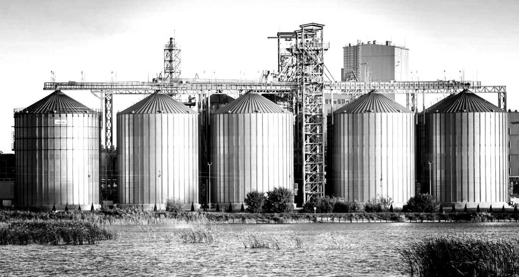 Fire Fighting Design For 15 Grain Silos